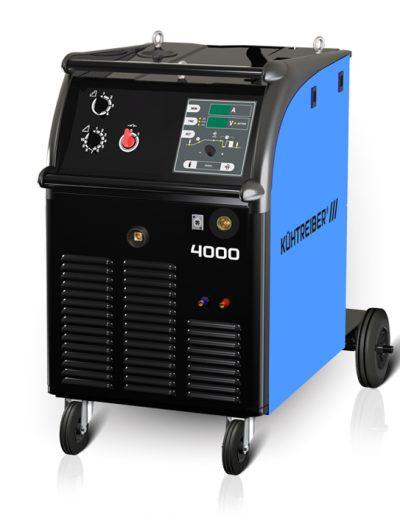 KIT 4000 W Processor