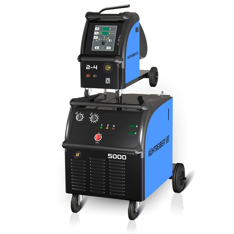 KIT 5000 WS Processor