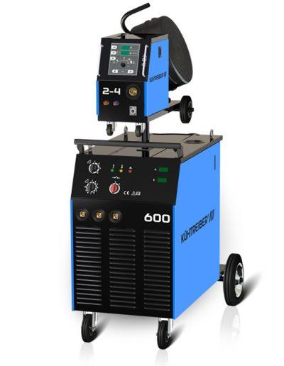KIT 600 WS Processor